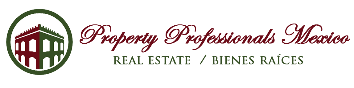 Pop Up Logo - Property Pros Mexico